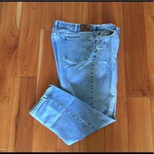Lands End Jeans size 38 x 27